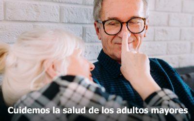 Cuidemos la salud de los adultos mayores
