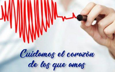 Cuida la salud cardiovascular de toda tu familia