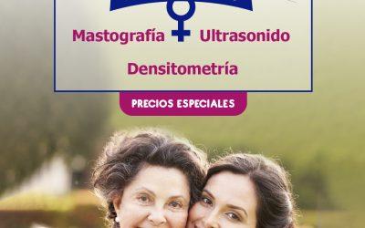 Perfil médico más completo para la mujer