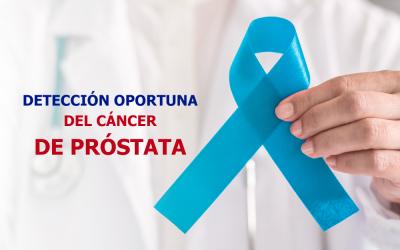 Detección Oportuna del Cáncer de Próstata