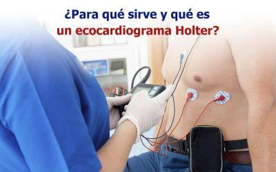 ¿Para qué sirve y qué es un ecocardiograma Holter?